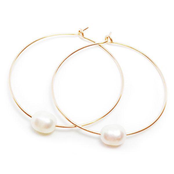 gold, wundervoll, sweetwaterpearl, süßwasserperle, pure, purity, minimal, jewelry, schmuck, earrings, handmade