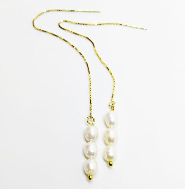 VALERIE Pearl Earrings WUNDERVOLL