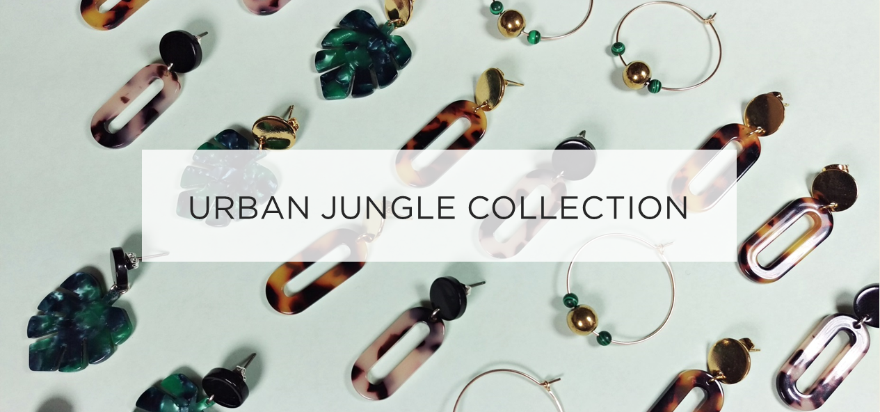 Urban Jungle Collection Wundervoll Tortoise Acryl