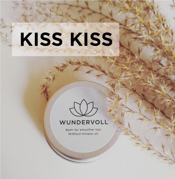 kiss kiss #bewundervoll