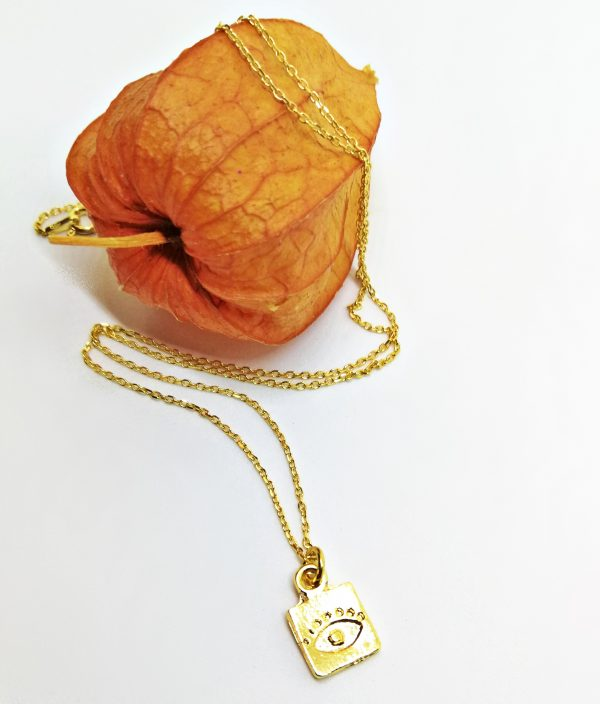 MINA Talisman Necklace Gold WUNDERVOLL