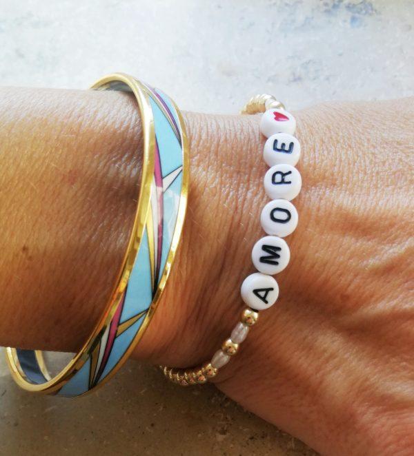 WUNDERVOLL Ciao Amore Armbänder