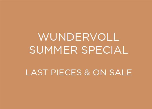 WUNDERVOLL SUMMER SPECIAL